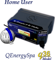 QEnergySpa, BEFE Home User Model q36