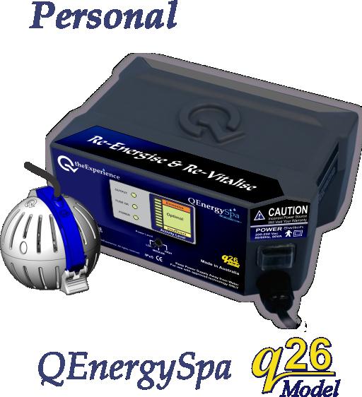QEnergySpa q26 Personal User