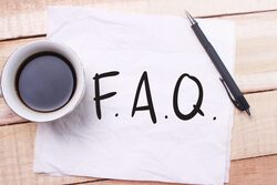 FAQ, Frequently Asked Questions.