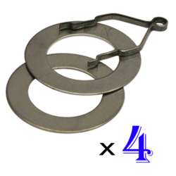 Accessory Pack for Used Machines includes ORB Ring and Track 4 Pack