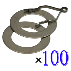 ORB Ring and Track 100 Pack