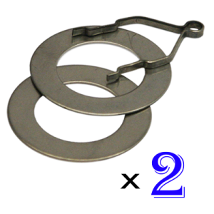 Ring and Track Set of 2