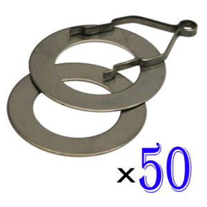 Ring and Track Set of 50