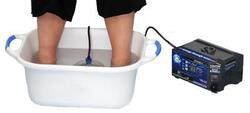 How to Q - Feet in foot bath