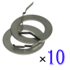 Array Ring and Track 10-pack