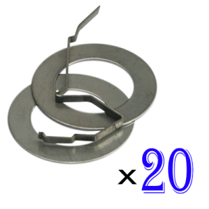 Array Ring and Track 20-pack