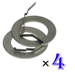 Array Ring and Track 4-pack