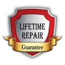 ifetime Repair Guarantee