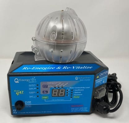 Used q47 CL121 Front with orb