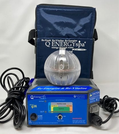 Used q36 CL121 with orb, cable & case