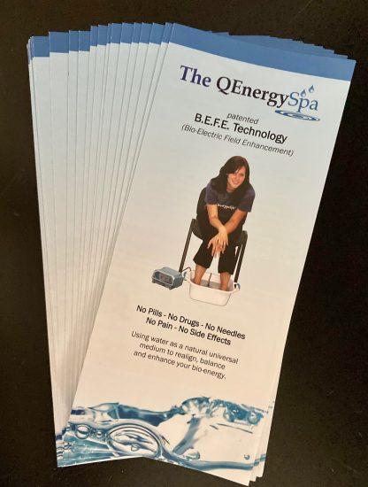 Brochures QEnergySpa