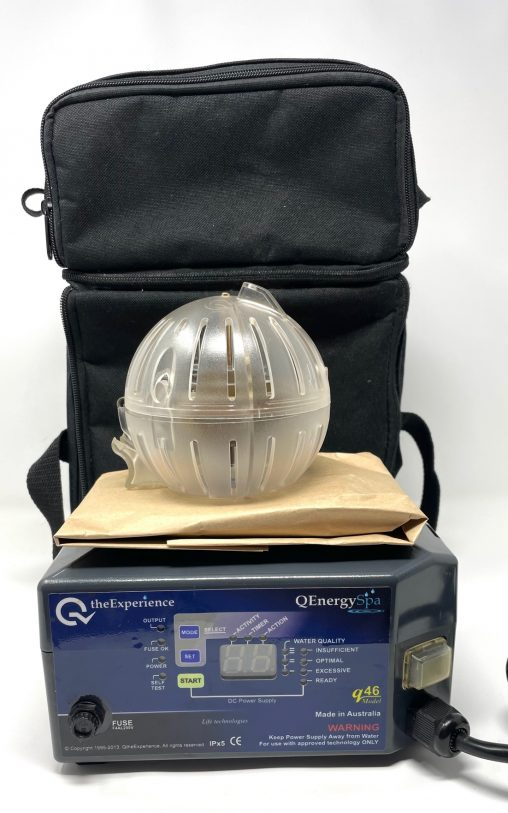 Used q46 with orb, cable and case