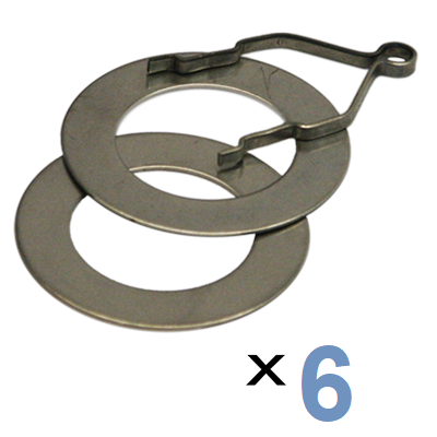 ORB Ring and Track 6 Pack # 6RT